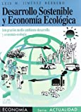 img - for Desarrollo Sostenible y Economia Ecologica (Spanish Edition) book / textbook / text book