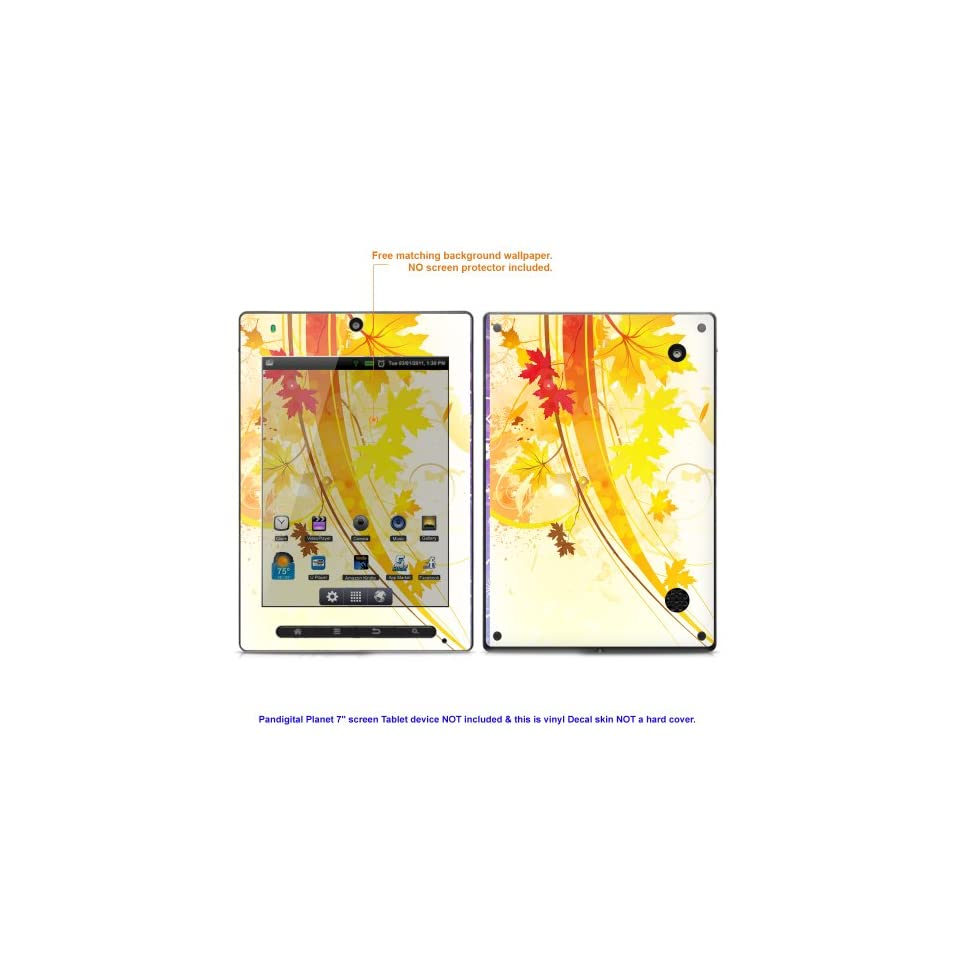 Planet 7 screen Android tablet case cover Planet7 107 Electronics