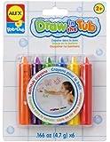 Cuckoo Alex Rub-a-Dub Draw In The Tub Crayons Bath Toy