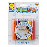 ALEX Toys Rub a Dub Draw in the Tub Crayons ~ ALEX Toys