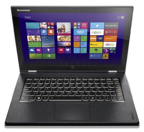 Lenovo Yoga 2 Pro 33,7 cm (13,3 Zoll QHD IPS) Convertible Ultrabook (Intel Core i7-4500U, 3GHz, 8GB RAM, 512GB SSD, Touchscreen, Win 8.1 64-bit Pro) clementine orange