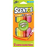Scentos Scented Colored Pencils (40515)