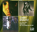 Lenny Kravitz Let Love Rule/Mama Said/Are You Gonna Go My Way?