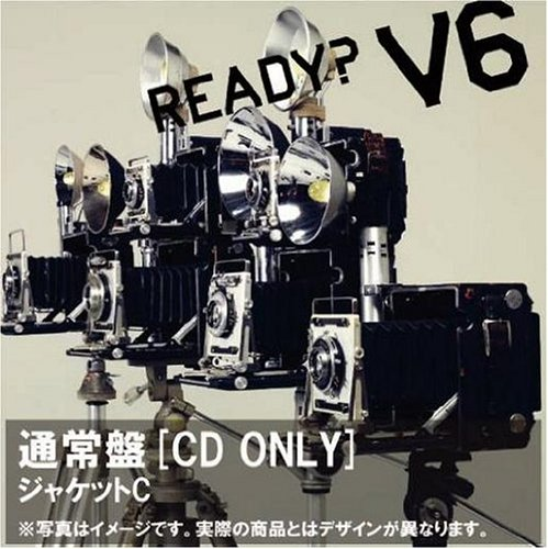 READY?【ジャケットC】