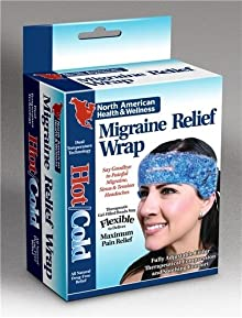 Nah Migraine Relief Wrap (Pack Of 120)