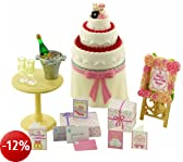 Sylvanian Families - Wedding Cake e Accessori