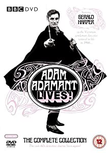 Adam Adamant Lives! - The Complete Collection (5 Disc Box Set) [1966] [DVD]