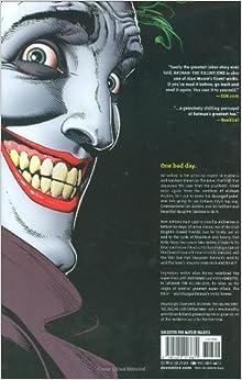 Batman: The Killing Joke, Deluxe EditionHardcover– Deluxe Edition,