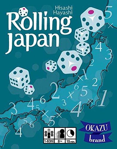Rolling Japan 【ゲームマーケット2014秋 出展作品】 -