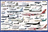 American Aviation - Modern Era (1946-2010) Poster