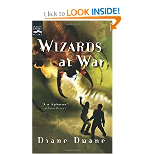 Wizards at War: The Eighth Book in the Young Wizards Series by Diane Duane