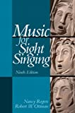 Music for Sight Singing (9th Edition)