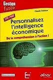 echange, troc Claude Delesse - TPE PME : Personnalisez l'intelligence économique - De la compréhension à l'action !
