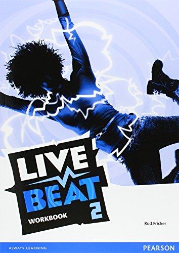 Live Beat 2 Workbook (Upbeat)