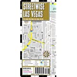 Streetwise Las Vegas Map - Laminated City Center Street Map of Las Vegas, Nevada