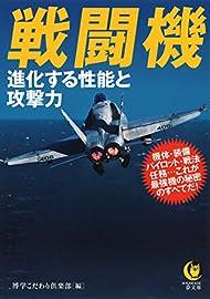 戦闘機 進化する性能と攻撃力 (KAWADE夢文庫)