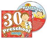 30 Preschool Songs CD