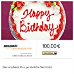 Amazon.de Gutschein per E-Mail (Happy...