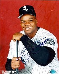 Frank Thomas autographed 8x10 photo (Chicago White Sox) Image #3