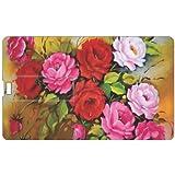 Design Worlds Design Credit Card 16 GB Pen Drive Multicolor - B01GL29C9U