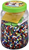 Hama Beads and Pegboards in Tub (Green)