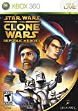 Star Wars the Clone Wars: Republic Heroes - Xbox 360