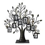 Joveco 8-Opening Decorative Iron Tree...