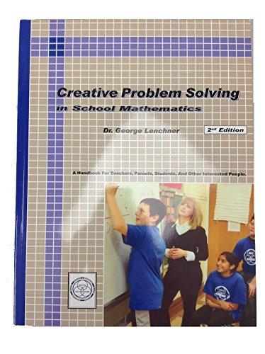 Problem Solving In Schools