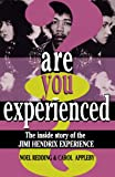 img - for Are You Experienced?: The Inside Story Of The Jimi Hendrix Experience book / textbook / text book