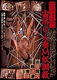 監禁部屋 宙吊り人妻M奴調教 [DVD]