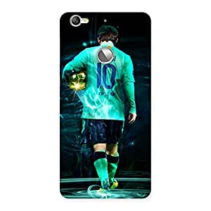 Delighted Ten Of Sports Back Case Cover for LeTV Le 1s