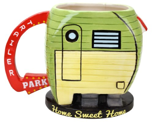 Big Mouth Toys Home Sweet Home Mug