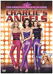 Charlie's Angels: Season 4 (Bilingual) [Import]