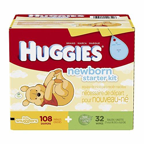 huggies-little-snugglers-newborn-diapers-and-gentle-wipes-kit-108-newborn-diapers-32-baby-wipes