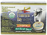 San Francisco Bay Coffee Organic Rainforest Blend, 12-Count OneCup Single Serve Cups (Pack of 3)