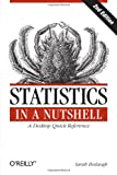 img - for Statistics in a Nutshell book / textbook / text book