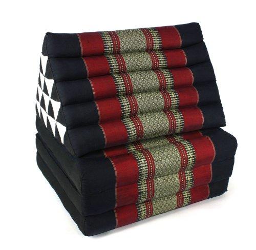 Rote-und-schwarze-Muster-dreifache-Jumbo-Gre
