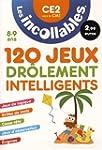Incollables - Cahier de jeux CE2