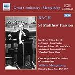 Mengelberg: Bach