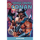"The Savage Sword of Conan, Volume 9von ""Michael Fleisher"""