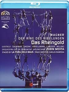 Wagner;Richard Das Rheingold [Blu-ray] [Import]