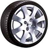 Alu-Winterkomplettrad Speeds 01SP in 15 Zoll mit 195/65 R 15 91 T Continental Conti Winter Contact TS850 f�r VW Golf VI Typ 1K