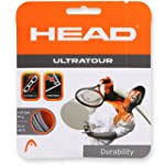 Head Ultra Tour 16g Tennis String (Si...
