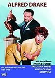 Alfred Drake: Bell Telephone Hour 1959-1962