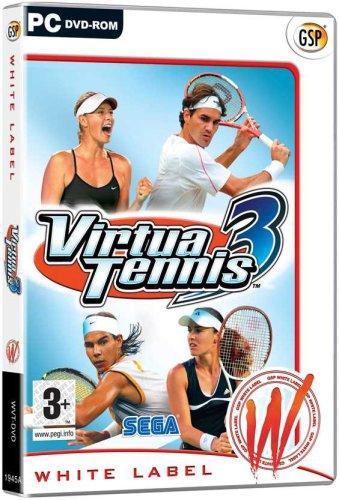 Virtua Tennis 3 (PC DVD)