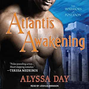 Atlantis Awakening: Warriors of Poseidon, Book 2 | [Alyssa Day]