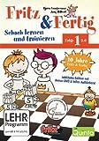 Software - Fritz & Fertig! Folge 1: Schach lernen und trainieren V.2.0 - Jubil�umsedition (PC)