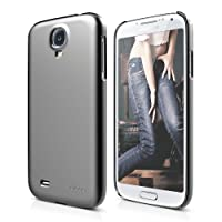 Elago Shell Case For Samsung Galaxy S4 Semigloss Metallic Dark Gray