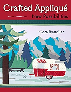 Book Cover: Crafted appliqué : new possibilities