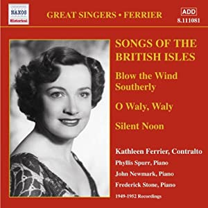Songs of the British Isles (Ferrier)